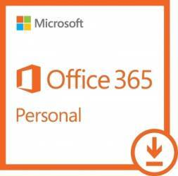 Microsoft Office 365 Personal 1PC 1AN Licenta Electronica Servicii Cloud All Languages Aplicatii desktop