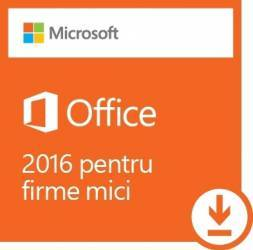 Microsoft Office Home and Business 2016 Win AllLng EuroZone Licenta Electronica Aplicatii desktop