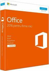 Microsoft Office Home and Business 2016 Win English Retail Aplicatii desktop