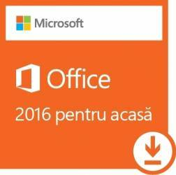 Microsoft Office Home and Student 2016 All Lng EuroZone Electronica Aplicatii desktop