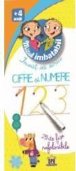 Micul imbatabil - Invat sa scriu cifre si numere - 4+
