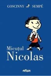 Micutul Nicolas Ed.2015 - Goscinny Sempe