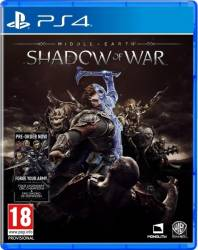 Middle Earth Shadow Of War - PS4 Jocuri