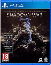 Middle Earth Shadow Of War - PS4 Jocuri