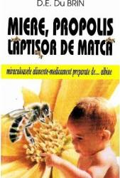 Miere Propolis Laptisor De Matca - D.e. Du Brin