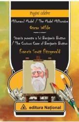 Milionarul model - Oscar Wilde. Strania poveste - Francis Scott Fitzgerald lb. ro+lb. eng
