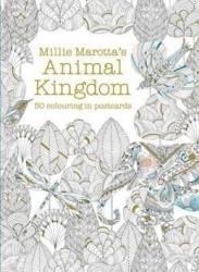 Millie Marottas Animal Kingdom Postcard Box - Millie Marotta