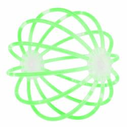 Minge luminoasa glow diametru 15 cm jucarie DIY efect luminos verde df19eef696662