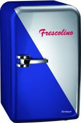 Mini frigider Trisa Frescolino 17L Argintiu-Albastru Mini Frigidere