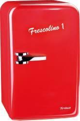 Mini frigider Trisa Frescolino 17L Rosu Mini Frigidere