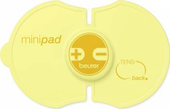 Mini Pad Beurer Em10 Back Pentru Electrostimulare Musculara