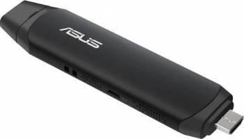 Mini-PC Asus Vivo Stick TS10-B060D Intel Atom x5-Z8300 32GB 2GB Win10 Calculatoare Desktop