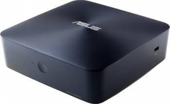 Mini-PC Asus VivoMini i3-6100U 128GB 4GB Win10 Blue Calculatoare Desktop