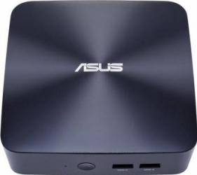 Mini-PC Asus VivoMini UN65U-M005M Intel Core i3-7100U 128GB 4GB Calculatoare Desktop