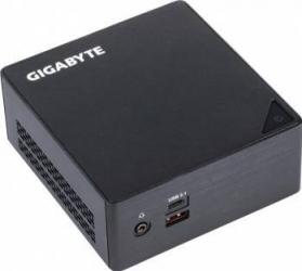 Mini-PC GIGABYTE BKi3HA-7100 Intel Core Kaby Lake i3-7100U Gigabit Lan Dual Band Wireless Calculatoare Desktop