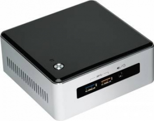 Mini PC Intel NUC Kit BOXNUC5I3RYH i3-5010U noHDD noRAM