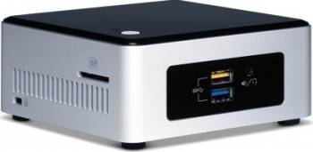 Mini-PC Intel NUC Kit NUC5CPYH Dual Core N3050 noHDD noRAM