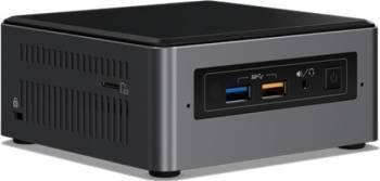 Mini-PC Intel NUC Kit NUC7i5BNH i5-7260U noHDD noRAM Calculatoare Desktop