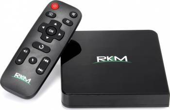 Mini PC PNI MK06 cu Android Black TV Box