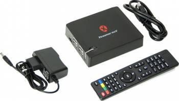 Mini PC PNI Xtreamer MXV Pro cu TV DVB-S2/T2 (Quad Core Android 5.1.1 1GB DDR3 8GB eMMC H.265 4K) TV Box