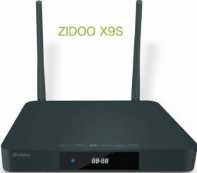 Mini PC PNI Zidoo X9S 4K/3D 2GB RAM 16GB Bluetooth 4.0