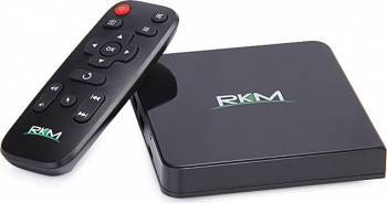 Mini PC Rikomagic PNI MK68 Octa core Android TV Box