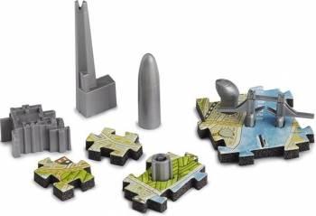 Mini Puzzle London 4D Cityscape Jucarii Interactive