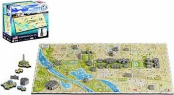Mini Puzzle Washington DC 4D Cityscape Jucarii Interactive