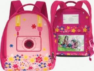 Mini Rucsac Nikon CS-L05 pt CoolPix S30 Pink Huse   Genti