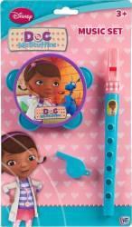 Mini Set Instrumente Muzicale Disney Doctorita Plusica