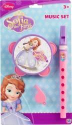 Mini Set Instrumente Muzicale Disney Sofia The First