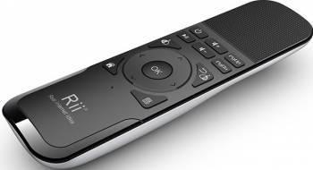 Mini telecomanda Smart TV cu Air mouse Rii RTMWK07 Accesorii diverse pentru TV-uri