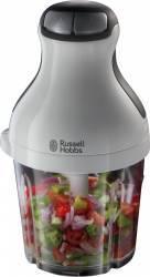 Mini tocator Russell Hobbs Aura 21510-56 350W Alb-Negru Blendere si Tocatoare