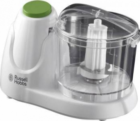 Mini tocator Russell Hobbs Explore 22220-56 130W bol 500 ml Alb-Verde Blendere si Tocatoare