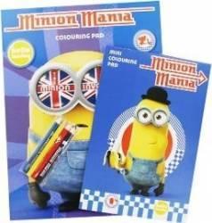 Mini Trusa Artist Minions