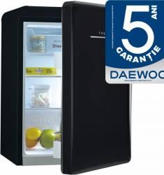 Minibar Daewoo FN-102PBQ 79L Clasa A+ Termostat reglabil Negru Mini Frigidere