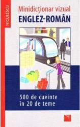 Minidictionar Vizual Englez-roman