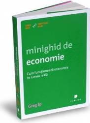 Minighid de economie - Greg Ip