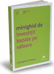 Minighid de investitii bazate pe valoare - Christopher H. Brownw