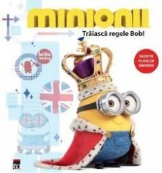 Minionii - Traiasca regele Bob Carti