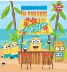 Minionii in paradis Carti