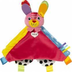 Minipaturica senzoriala Lamaze Bella The Bunny Jucarii Bebelusi