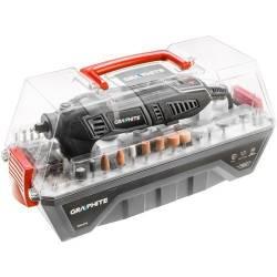 Minipolizor cu accesorii 170W 8000-35000rotmin Slefuitoare si rindele