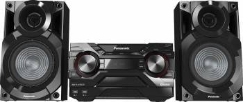 Minisistem Panasonic SC-AKX200E-K D.Bass Beat Bluetooth 400 W Sisteme Audio
