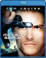 MINORITY REPORT BluRay 2002