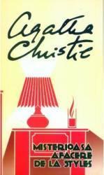 Misterioasa afacere de la Styles Ed.2013 - Agatha Christie