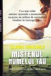 Misterul numelui tau - Clara Sanchez