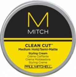 Crema de par Paul Mitchell Mitch Clean Cut Crema, ceara, glossuri