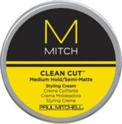 Crema de par Paul Mitchell Mitch Clean Cut Crema, ceara, glossuri