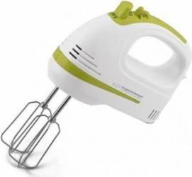 Mixer de mana Esperanza EKM011 Apple Pie 400W Alb-Verde Mixere